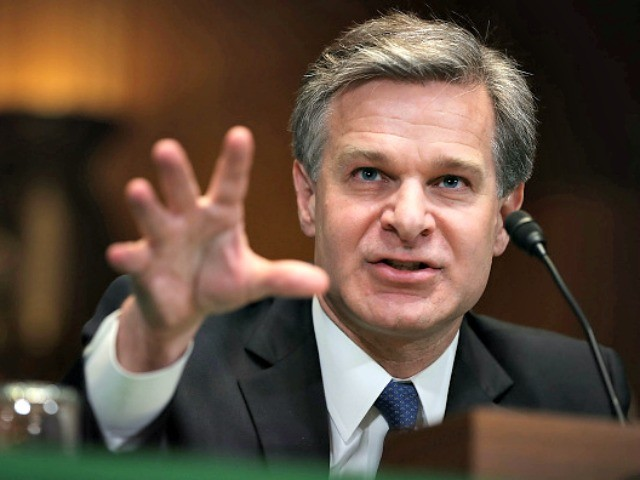 FBI Director: Chinese Espionage 'Most Significant Threat We Face as a Country'