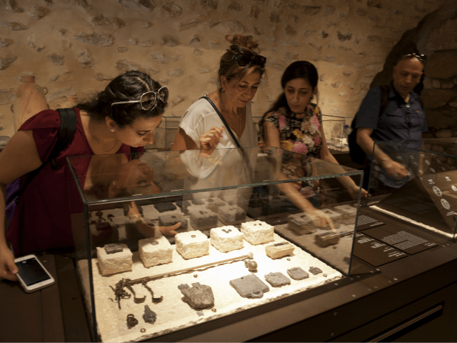 Franciscan Museum in Jerusalem Shows Life in Jesus' Time