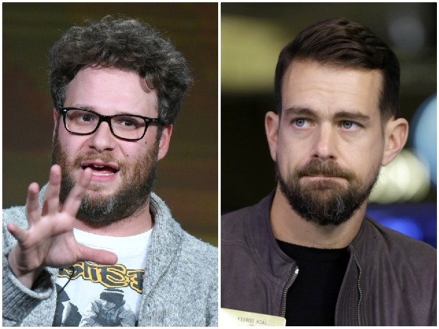 Seth Rogen Accuses Twitter CEO Jack Dorsey of Protecting 'White Supremacists'