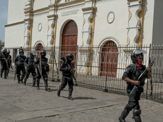 Ortega Weekend Siege on Nicaragua Church Ends with 2 Dead, Dozens Injured