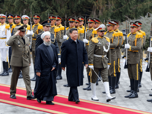 Iranian and Chinese Military Boost Defense Ties, Call U.S. 'Biggest Threat to Humanity'