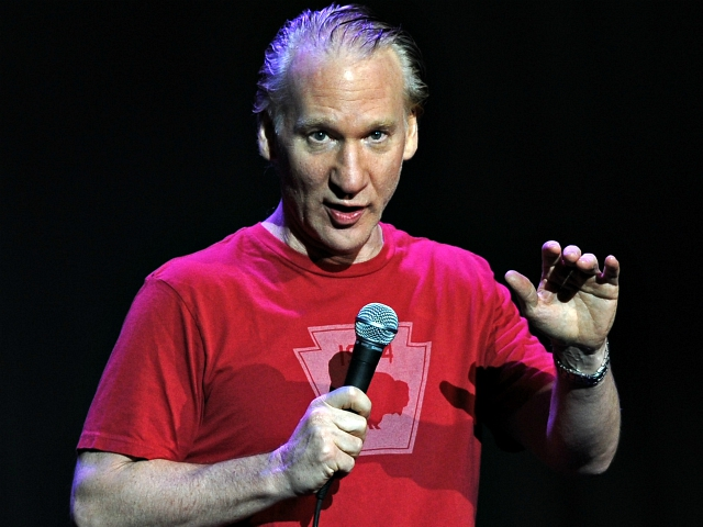 Bill Maher Offers Mitt Romney $1 Million to Oust Donald Trump