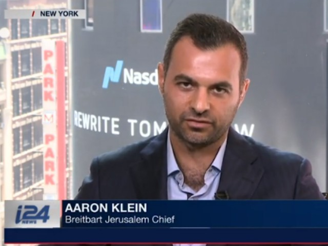 WATCH - Aaron Klein: Israel's Gaza Withdrawal Spotlights Dangers of Giving Territory to Palestinians