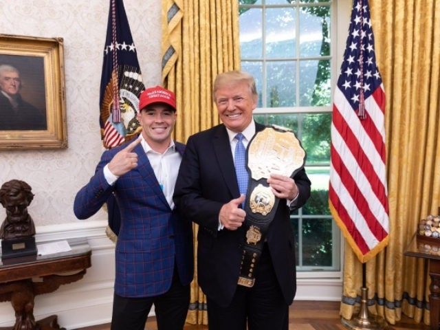 UFC to Celebrate Trump During 25th Anniversary Documentary