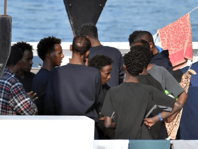 Migrants Aboard Italian Coast Guard Ship Begin Hunger Strike
