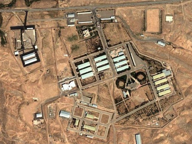 Watch: Satellite Photos Purport to Show Iranian Missile Factory in Syria