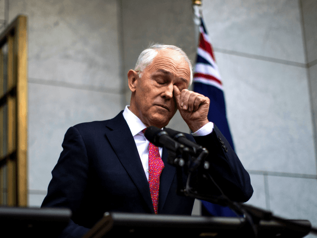 Another Greenie Bites the Dust. Aussie PM Forced out by Climate Policy