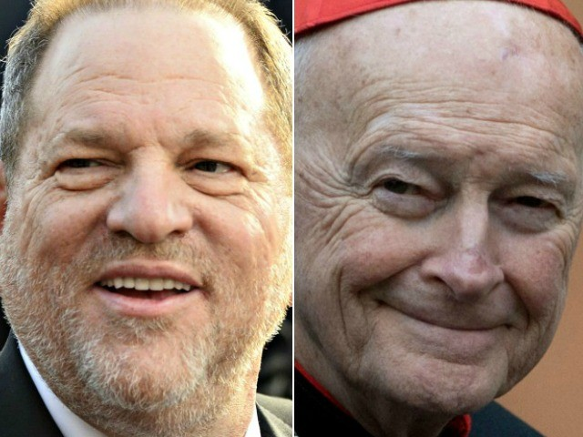 Culture Warrior Morse: Weinstein and Archbishop McCarrick Both Believed They Were 'Entitled' to Sex