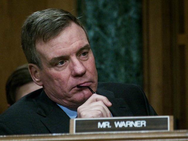 Sen. Mark Warner Strays from Dem Talking Point, Says Foreign Interference Didn't Favor Any Party