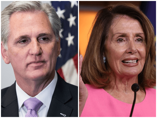Rep. Kevin McCarthy: Nancy Pelosi 'Has No Idea What's Going On' with Twitter Censorship