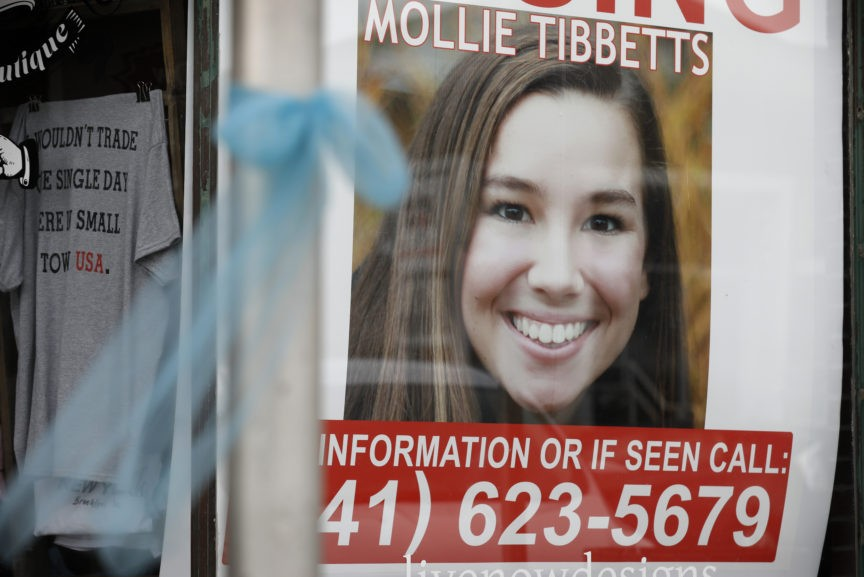NY Times Editor: Americans' 'Racism' 'Main Reason' Mollie Tibbetts Murder Garners Attention