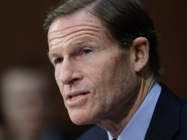 Sen. Richard Blumenthal Warns 'New Wave of American Gun Violence' from 3D-Printed Firearms