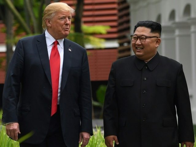 Trump: Second Meeting with Kim Jong-Un 'Likely'