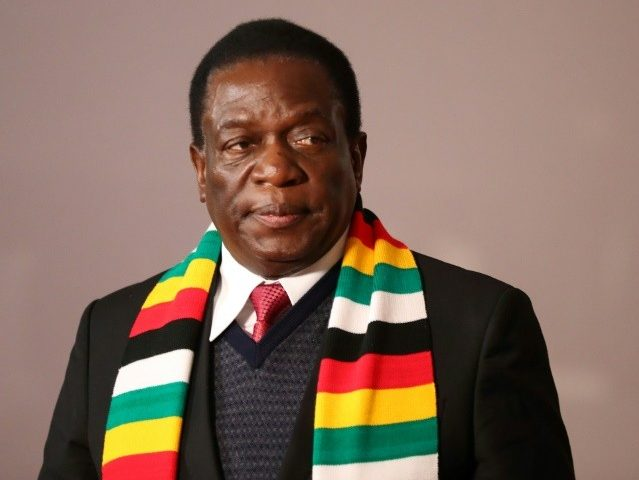 Mnangagwa Declared Winner in Zimbabwe, Opposition Calls Election 'Coup'