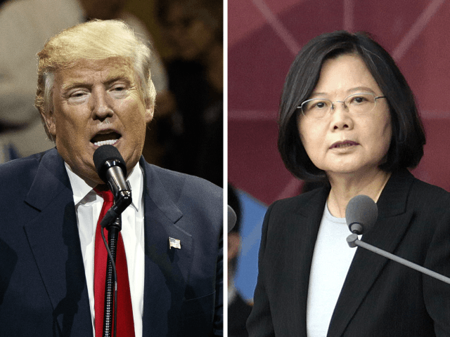 China Opposes Contact 'in Any Form' Between U.S. and Taiwan