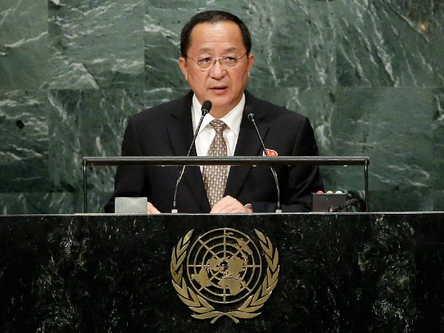 North Korean Foreign Minister to Deliver Keynote Address at U.N. General Assembly