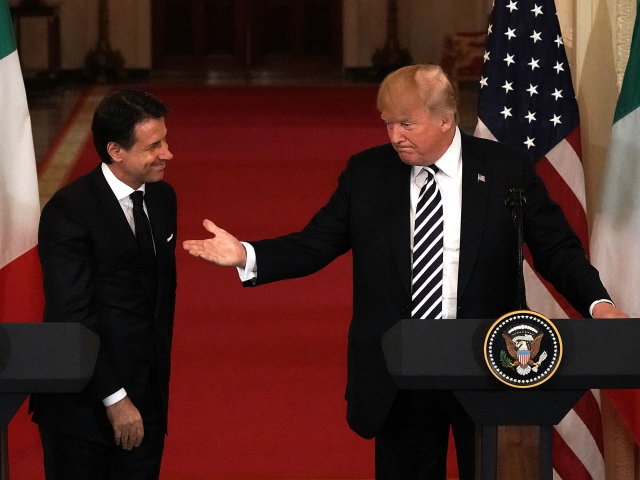 Trump Talks Up Plans for Competing LNG Pipeline in Italy