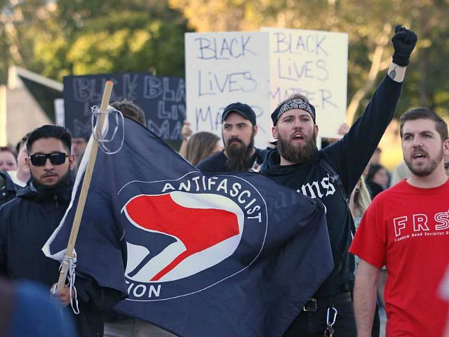 Report: Antifa Tricked and Doxed Conservatives with 'Anti-Antifa' T-Shirt Site