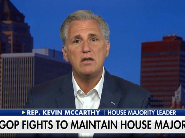 McCarthy on 2018 Midterms: 'It's Going to Be Results Versus Resistance'