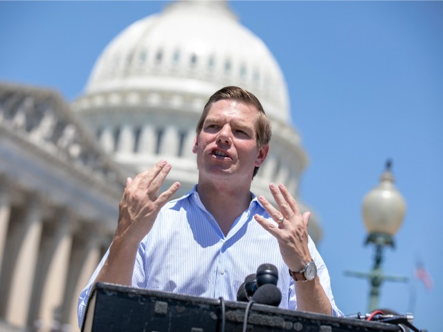 Dem Rep Eric Swalwell Hints at 2020 Run