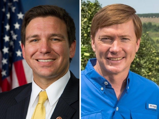 Report: DeSantis Closes Money Gap on Putnam --- Outraises Ag Commissioner 5-to-1 During Latest Filing Period
