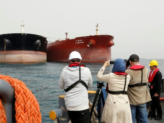State Dept. Official: U.S. Will Impose Sanctions if China Buys Iranian Oil