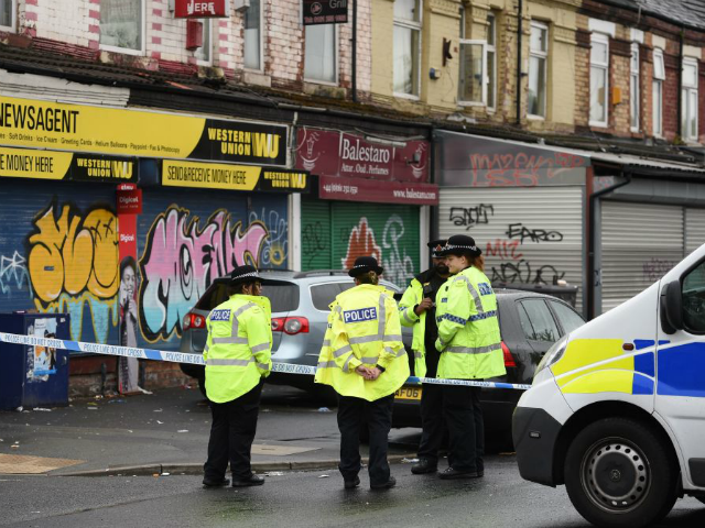 'Gun-Free' Britain: 10 Shot in Multicultural Manchester During 'Caribbean Carnival'