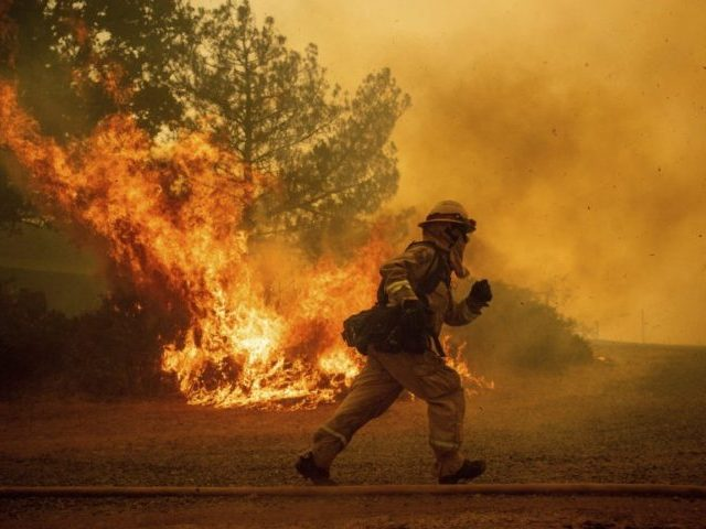 Report: Verizon 'Throttled' Fire Department's 'Unlimited' Data Plan During Wildfires