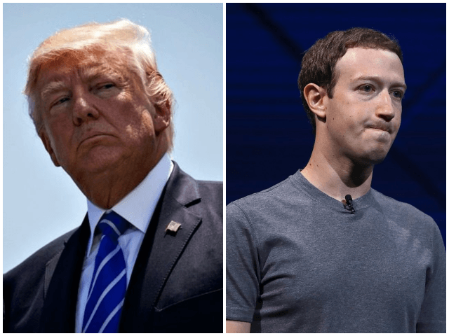 Bokhari: Facebook And Trump Agree -- Social Media Users Are Journalists