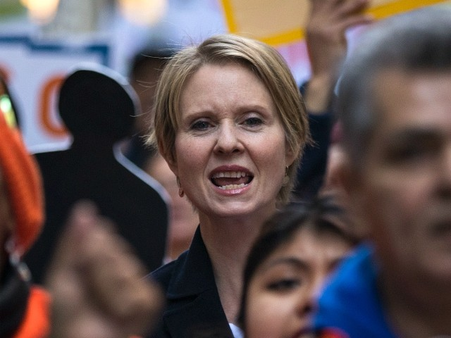 Eat the Rich? Cynthia Nixon Gave Herself a Six Figure Tax Deduction
