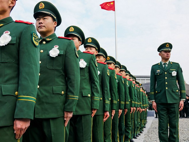 World View: Pentagon Military Assessment Details China's Preparations for War