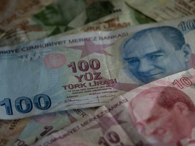 Turkish Currency Falls Following U.S. Religious Freedom Sanctions
