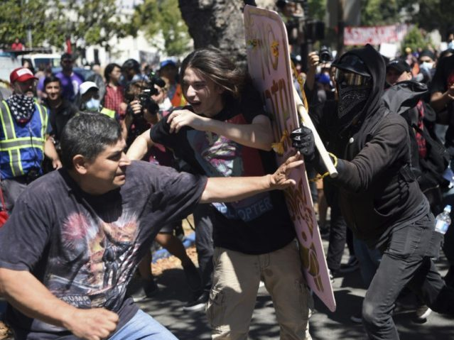Progressives Criticize Berkeley Police for Publishing Antifa Protester Identities