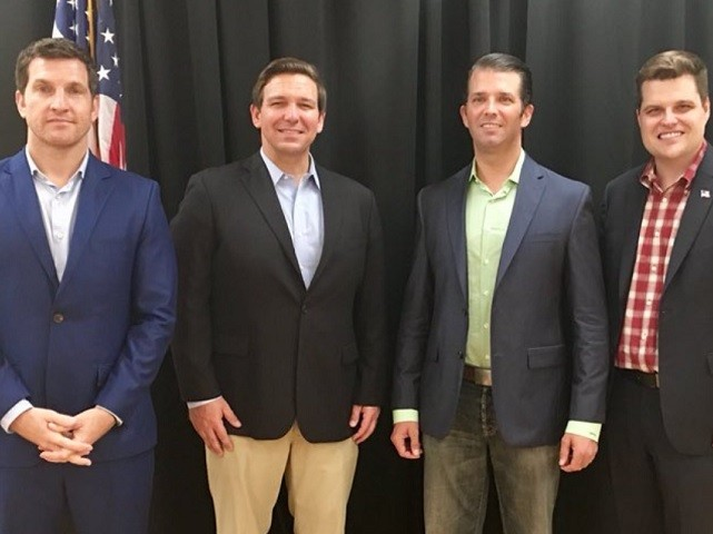 'Make America Great Again' Flexes Muscle in Florida Panhandle for Gaetz, DeSantis
