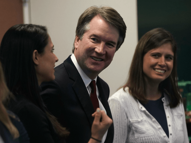 Democrats Denounce Kavanaugh Process They Approved for Obama and Kagan