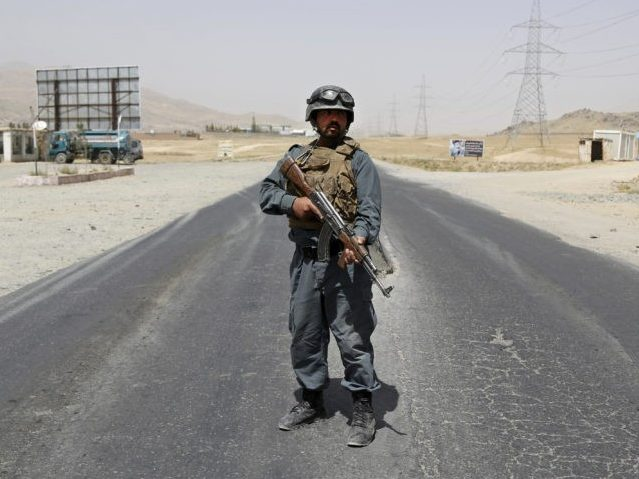 China Denies Reported Military Base in Afghanistan