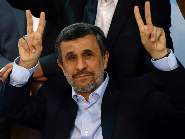 Iran's Ahmadinejad Suggests 'Love' for Trump-LeBron James Spat