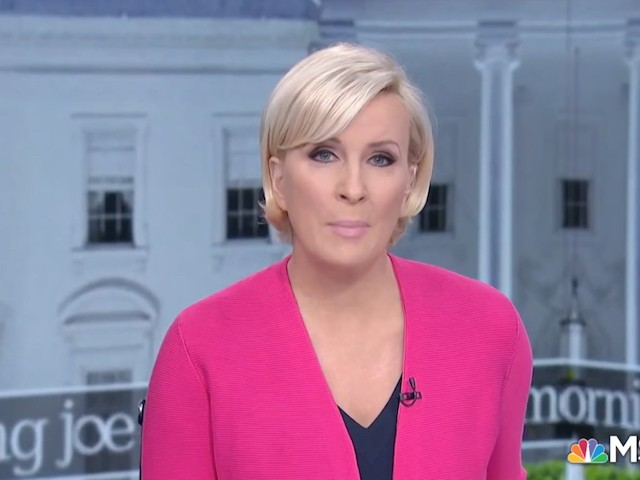 Mika Weeps --- MSNBC Co-host Says Reagan Video Brought Her to Tears After Seeing Ingraham Remarks