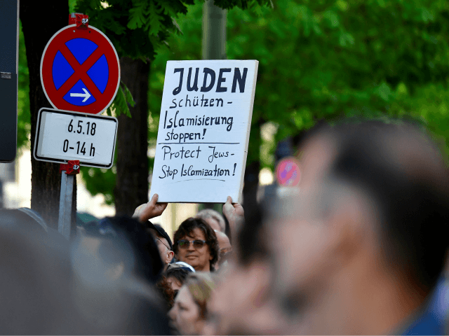 Anti-Semitic Crime in Germany Soars by 10 Percent over First Half of 2018