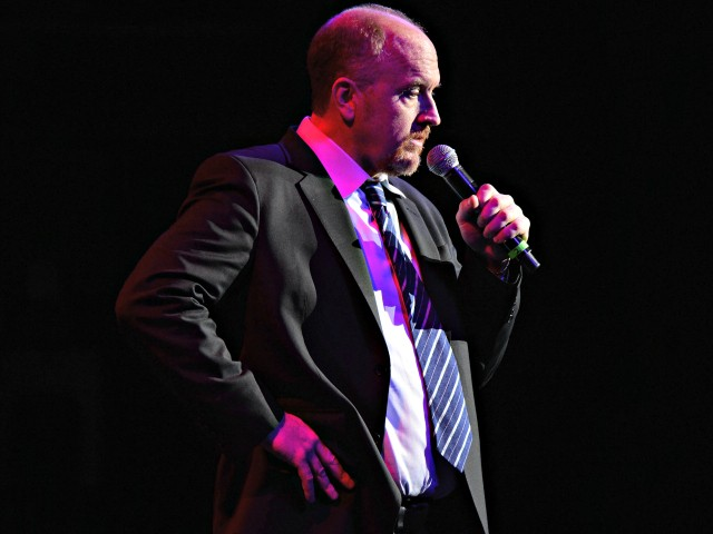 Louis C.K. Comedy Comeback Sparks Outrage: 'Get the F*ck Offstage'