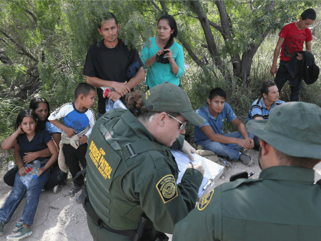 54 Guatemalan Nationals Arrested at Texas Border