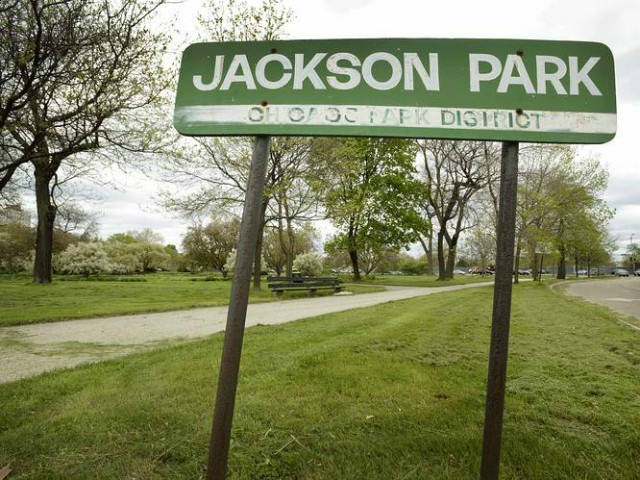 Obama Center Breaks Pledge Not to Remove Trees in Jackson Park