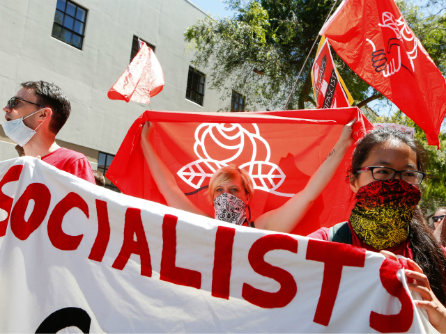 Gallup: Democrats View Socialism More Positively than Capitalism
