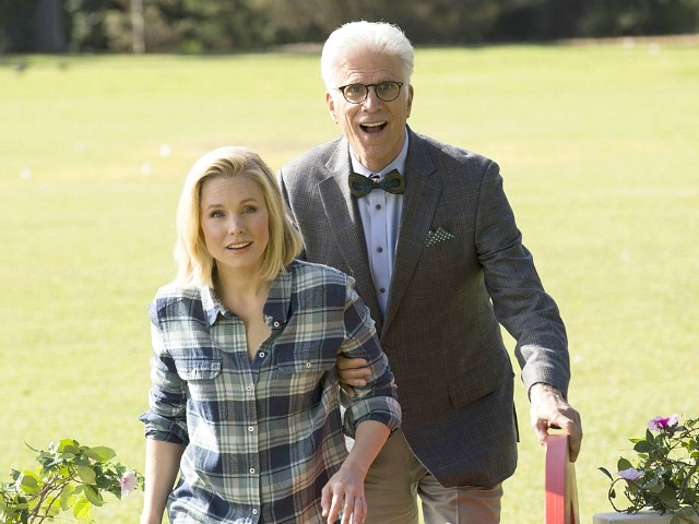 NBC Sitcom 'The Good Place' Raising Money to Aid Illegal Aliens