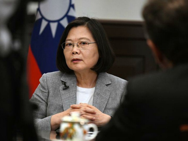 Chinese State Media to U.S.: 'Suppress' Taiwan's President or Face 'Nightmare'