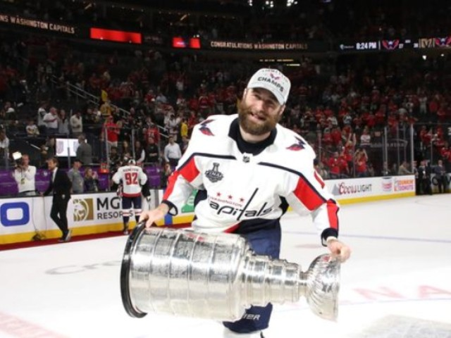 Capitals' Brett Connolly Will Not Visit the White House if Invited