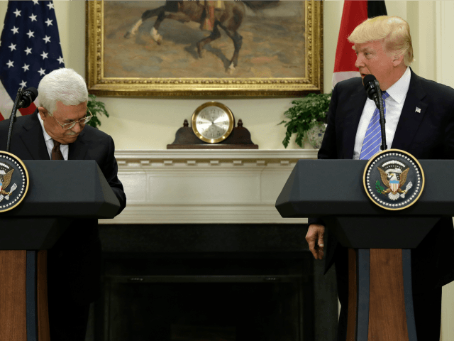 Trump Cuts $200 Million In Aid To Palestinians