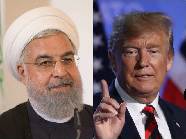 Watch - Breitbart's Aaron Klein: Unlike Obama, Trump's Offer of Iran Talks Comes from 'Position of Strength'