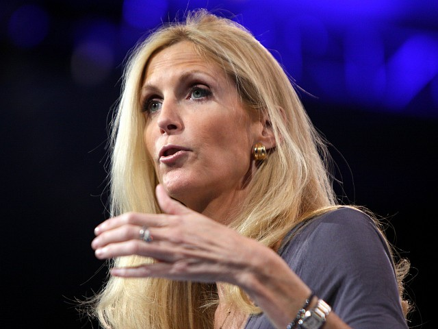 Exclusive--Ann Coulter: I Want Trump to 'Destroy the Media' if Nothing Else