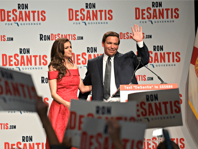 Exclusive -- Ron DeSantis: As Florida Governor 'I Could Build Off' Rick Scott's, Donald Trump's Success